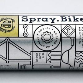 Spray.Bike – spuitverf om je fiets te pimpen!