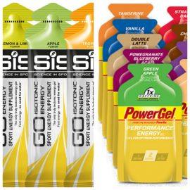 PowerGels en SiS Gels – Snelle energie voor nog betere prestaties!
