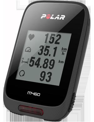 Polar M460 fietscomputer met hartslagband nu verkrijgbaar