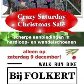 Crazy Saturday Christmas Sale